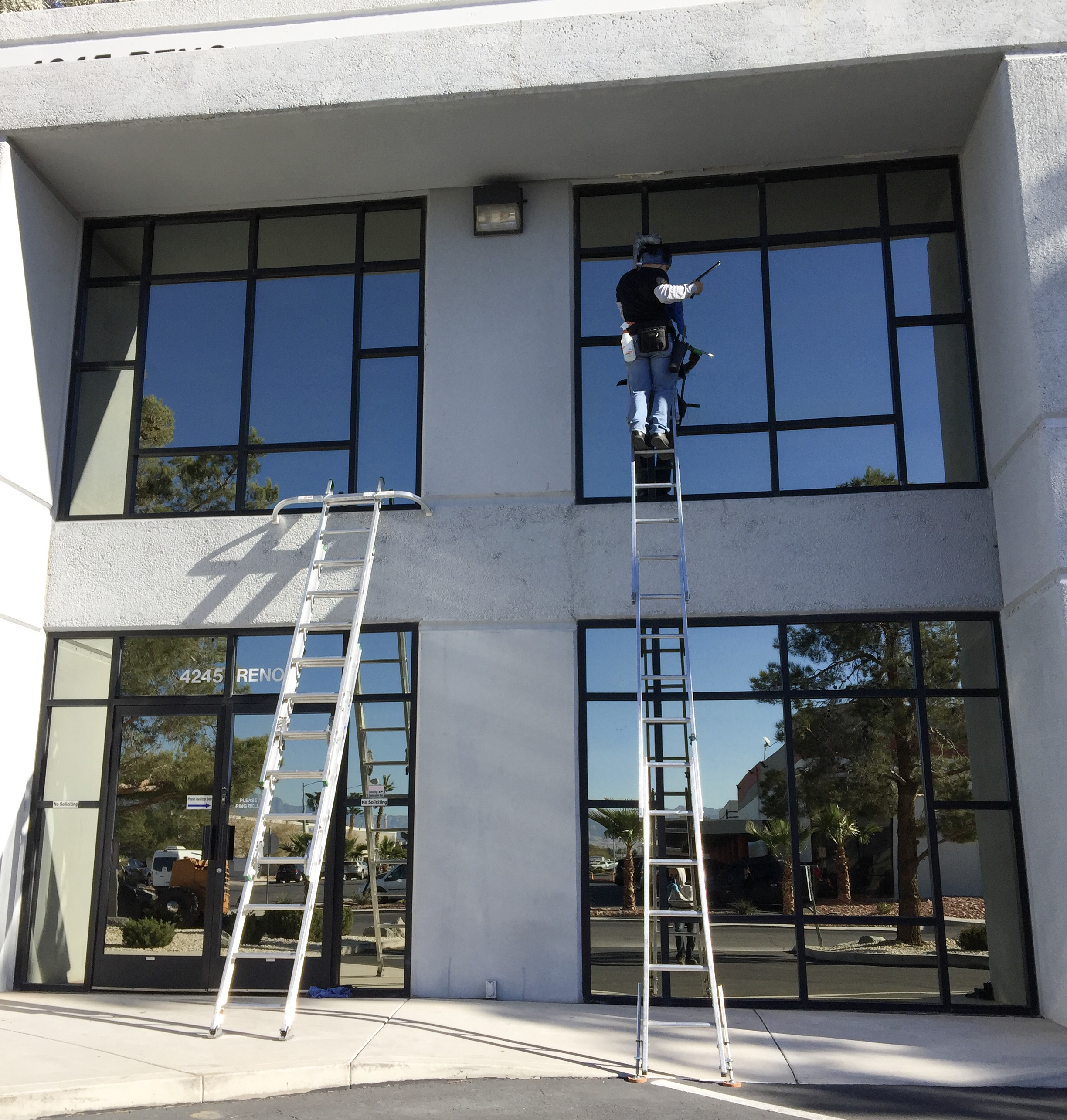 Security Window Film Trusted Company
